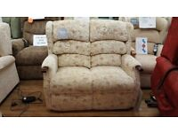 HSL Linton Two Seater Sofa, Delivery Available