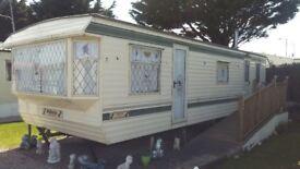 Caravan static