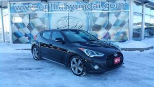 2013 Hyundai Veloster Turbo-ALL IN PRICING-$123 BIWKLY+HST/LICEN