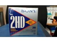 Sony 2HD floppy Disk
