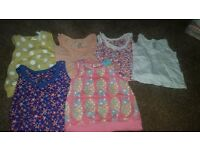 Girls Summer Bundle of Clothes Age 2-3 Years