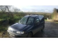 Citroen Van for swap