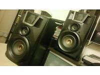 Technics SB-EH60 speakers (pair) 160W