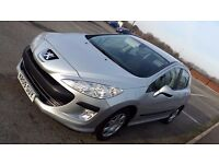 Peugeot 398 1.6 S Automatic 2009, 09 Plate****** Low Mileage*******