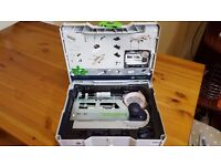 Festool ts55 saw guide rail accessory kit
