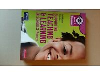 Brand New Teaching Assistant book Level 3 with CD Louise Burnham