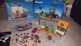 Playmobil pirates large bundle
