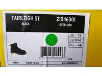 Dr martens fairleigh st work boots