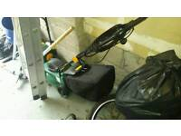 Grass cutter electric