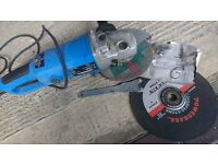 Powerless angle grinder 240v 2200w 6500rpm