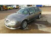 mg zs 2005 very low miles 48k