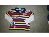 Thomas&friends shirt 4-5 years