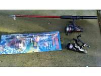 Kids fishing sets