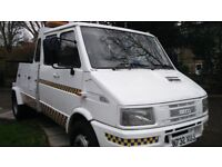 Iveco Recovery Truck - Spares, repair or drive