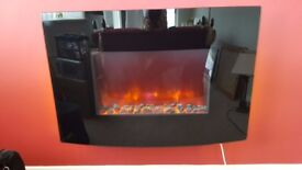 LIVING FLAME ELECTRIC FIRE