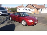 Beautifull And Excellent Driving Mg Mgf Sports