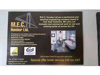 Plumbing, Heating and Electrical Engineers
