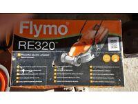 Flymo Ekectric Lawnmower Brand New still in Box,