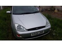 Ford focus in need of tlc absolute bargain selling because i need my drive back