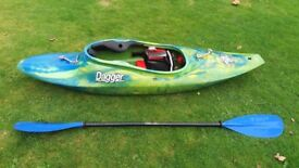 Whitewater Dagger Kayak for sale