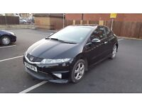 2010 HONDA CIVIC 1.4 I -VTEC SE TYPE S GT SIMILAR TO TYPE R SCIROCCO GOLF ASTRA FOCUS