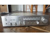 YAMAHA A-500 VINTAGE STEREO AMPLIFIER