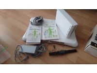 Nintendo Wii with Wii Fit+ and Balance board