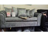 shimmer sofas .