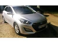 2012 Silver Hyundai i30 Active 1.4i Petrol, FSH, 35k miles, Perfect Condition, Warranty. Bluetooth,