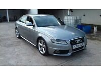 audi a4 sline long mot 2keys drives good