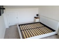 Super king size double bed