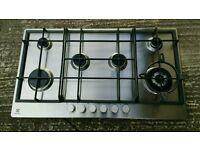 Electrolux 6 burner gas hob
