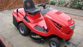 alko ride on lawnmower