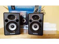 Alesis Elevate 5 Powered Monitors