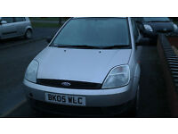 2005 FORD FIESTA 3 DOOR HATCHBACK, 60,000 MILES, S/HISTORY, IDEAL 1ST CAR, LONG MOT.