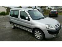 Peugeot partner quicksilver
