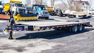2014 LOAD TRAIL  LOW-PRO DECKOVERS PL24 PLATE-FORME