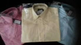 3 Thomas Browne designer shirts med