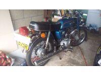 suzuki AP50 1977 original vintage moped