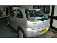 Vauxhall corsa 1.2 petrol 90k 12 mot