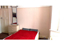 Clean and fully furnished DOUBLE room in Hendon Central