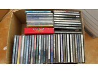 Hard Rock/pop CDs for sale