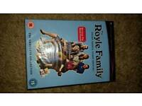Complete Royle Family dvds