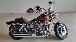 2009 Harley-Davidson CVO FAT BOB