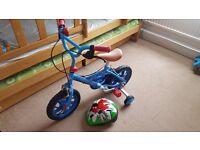 "BOYS BICYCLE ""Thomas the tank engine"""