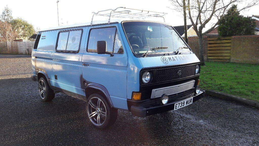 VW T25 1.9L DG 2 Berth Van Conversion