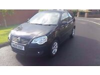 2009 VOLKSWAGEN POLO 1.2 12 V FOR SALE!