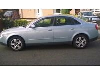 Audi a4 for sale 1250
