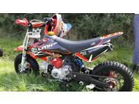 88cc Pit Bike