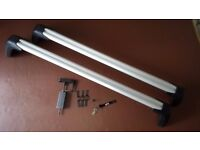 Genuine BMW Roof bars to fit BMW 1 Series F20/F21 very good condition